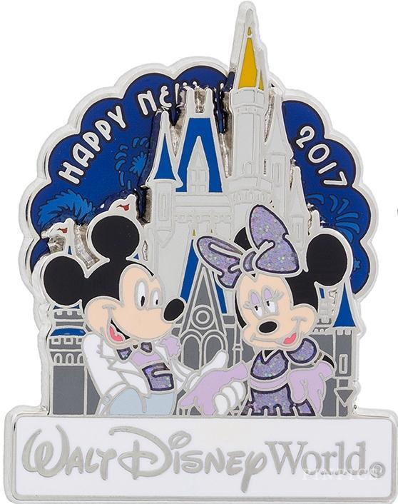 pin 119550 wdw happy new year 2017 mickey and minnie