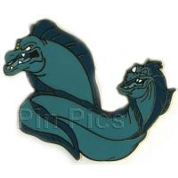 The Little Mermaid Booster Set Ariel and Seahorses Disney Pin 91959