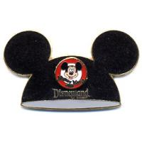 13e2fd68586 DLR - Mickey Mouse Club Ears Hat (Flocked)