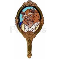 02540a81214 Disney Auctions (P.I.N.S.) - Beast in Hand Mirror