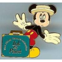 18be7a22400 WDW - The Magic of Disney Animation Checking In  Pin Only (M