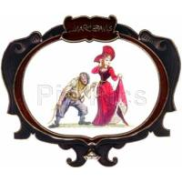 Pirates of the Caribbean Marc Davis Mystery Auctioneer Disney Pin 108920